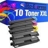 PlatinumSerie® 10 toner XXL alternatief voor Kyocera Mita TK-590 XXL