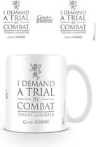 GAME OF THRONES - TRIAL BY COMBAT Mugs