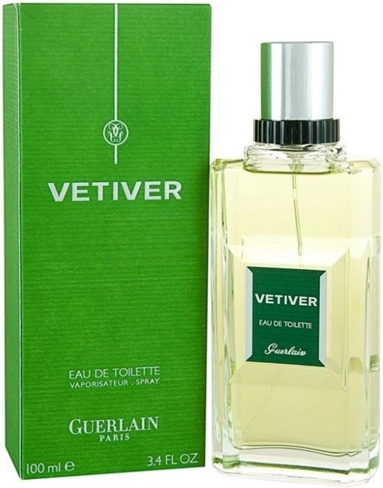 Guerlain Vetiver - 100 ml - Eau De Toilette - Guerlain