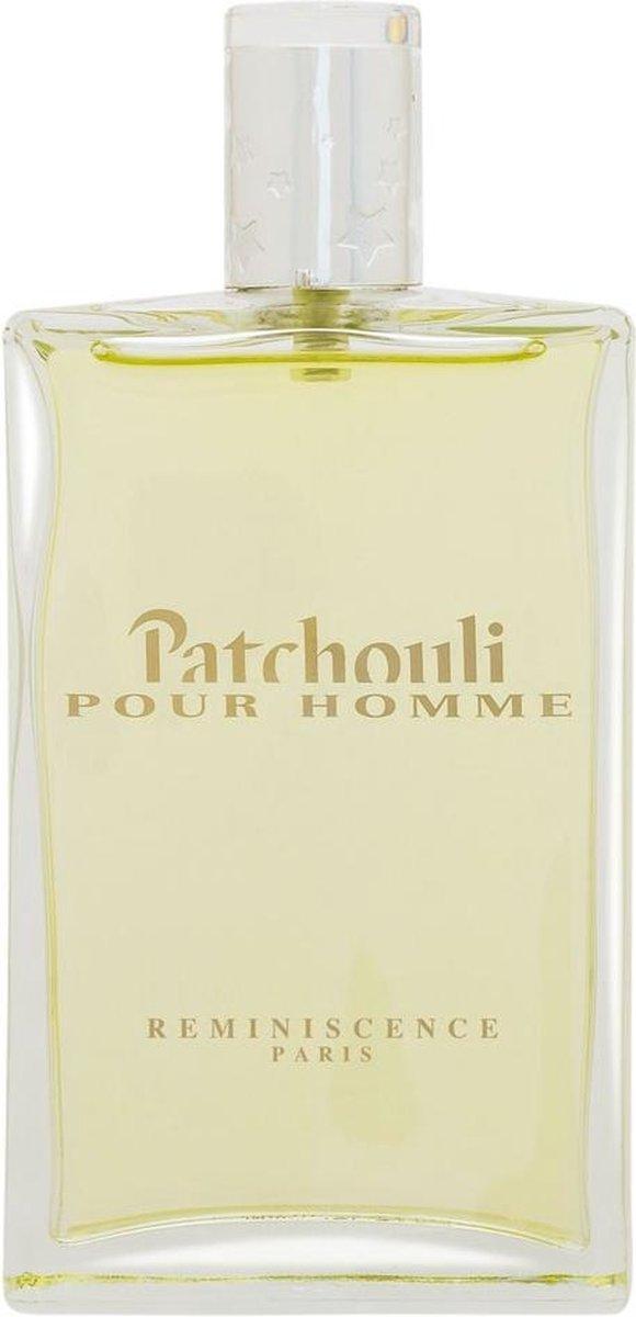 Reminiscence Patchouli Pour Homme - 100 ml - Eau De Toilette - Reminiscence