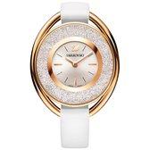 Swarovski 5230946 Crystalline Oval White Tone horloge