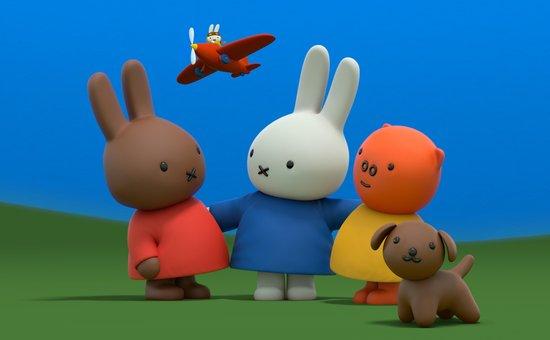 Nijntjes avonturen - Groot en klein (deel 1 - 3) - Animation