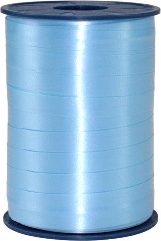 Lichtblauw Lint 250 meter x 10mm