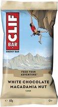 Clif Bar - 12 repen - White chocolate macadamia