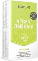 Body & Fit Vegan Omega-3 - Plantaardige omega-3 uit algenolie - 30 capsules