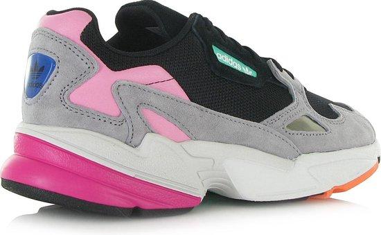 bol.com | Adidas Dames Lage Sneakers Falcon W - Multi - Maat ...