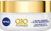 NIVEA Q10 Power +Extra Voedend Anti-Rimpel dagcrème - Droge huid - 50 ml
