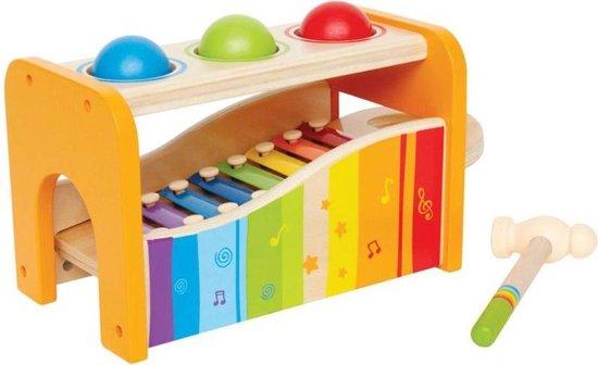Hape Hamerbank en Xylofoon