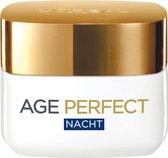 L'Oréal Paris Age Perfect Anti Rimpel- 50 ml - Nachtcrème
