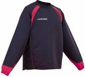 Kooga rugby trainingstop Vortex II zw/rd  zwart/rood - S