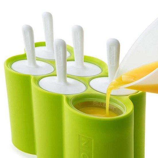 Zoku Classic Icelolly Pop Maker - Groen