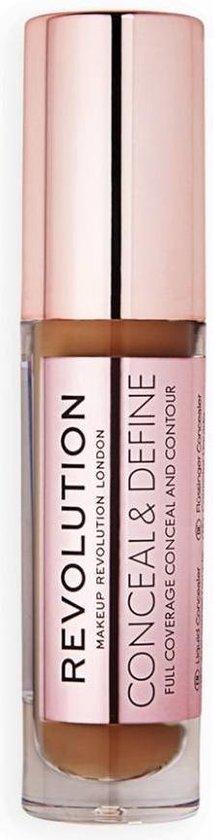 Makeup Revolution Conceal & Define Concealer – C14