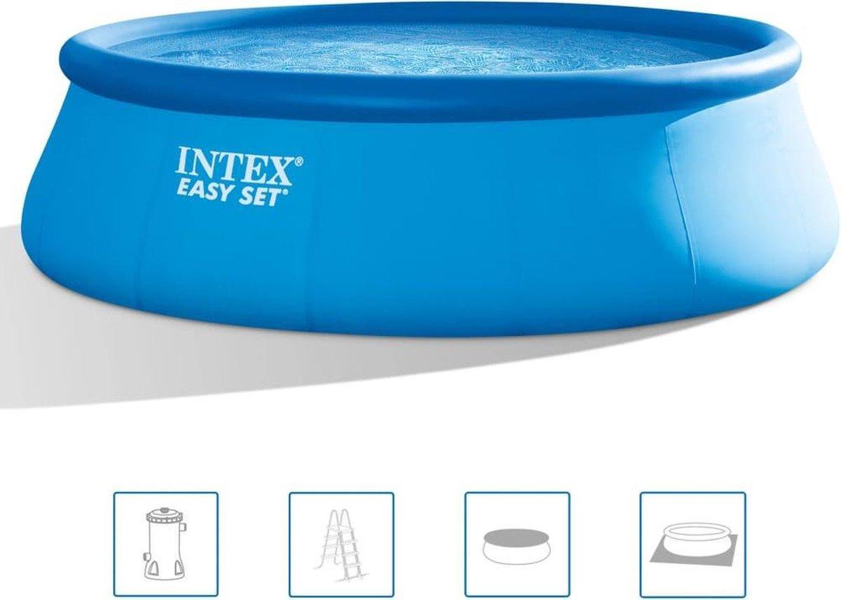 Intex Zwembad Easy Set 457x122 cm 26168GN