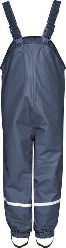 Playshoes Regenbroek met bretels Kinderen - Donkerblauw - Maat 80