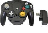 Coretek Draadloze Nintendo GameCube controller - zwart