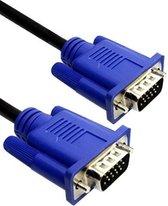 Dolphix VGA monitor kabel / zwart - 1,5 meter