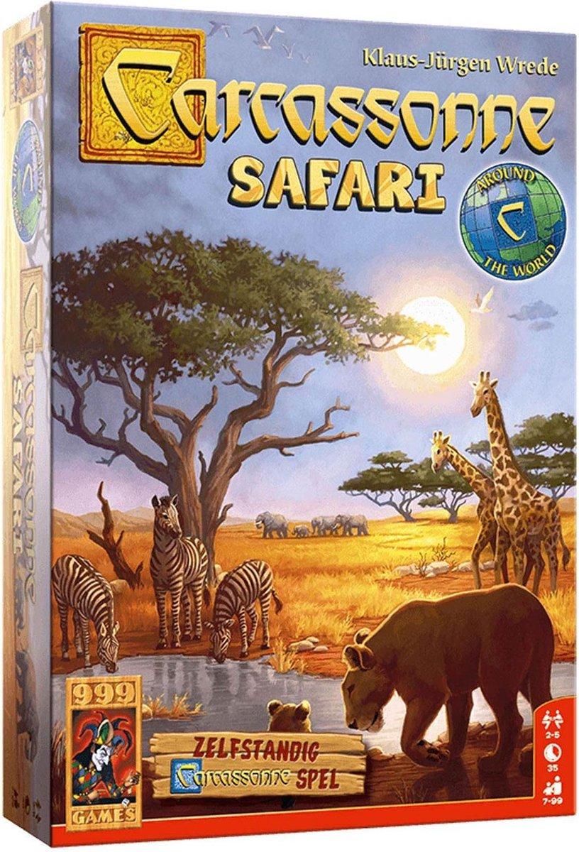 999 Games bordspel Carcassonne: Safari