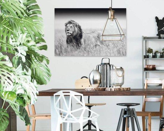 REINDERS Leeuw - Schilderij - 90x60cm - Reinders