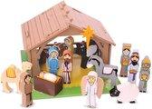 Kerststal - Set