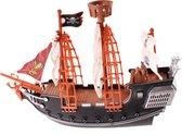 Lg-imports Piratenschip Met Accessoires 3-delig