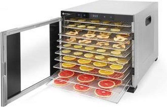 Hendi Voedseldroger ''Profi Line'' 10 trays