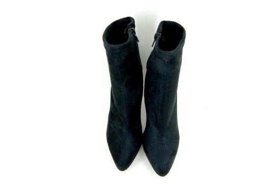 Dames enkellaarzen in kleine maten | Korte laarzen met hoge