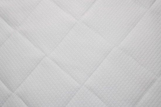 Matrassenmaker - matras 40x90 koudschuim HR40 vaste hoes van dubbeldoek