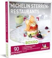Bongo Bon Nederland - Michelin Sterrenrestaurants Cadeaubon - Cadeaukaart cadeau voor koppels | 90 sterrenrestaurants