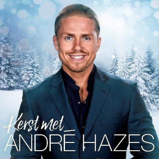 CD cover van Kerst met Andre Hazes (Gesigneerde versie exclusief bij bol.com) van André Hazes Jr.