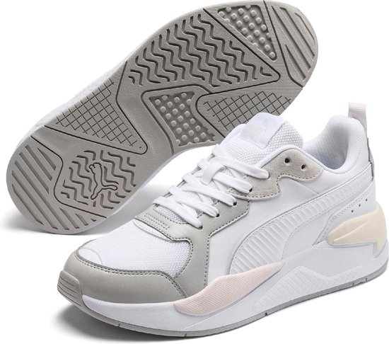 PUMA X Ray Game Sneakers - Puma White-Gray Violet-Rosewater-Whisper White -  Maat 37.5