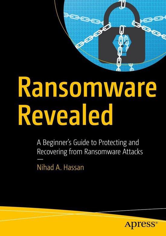 Boek cover Ransomware Revealed van Nihad A. Hassan (Onbekend)