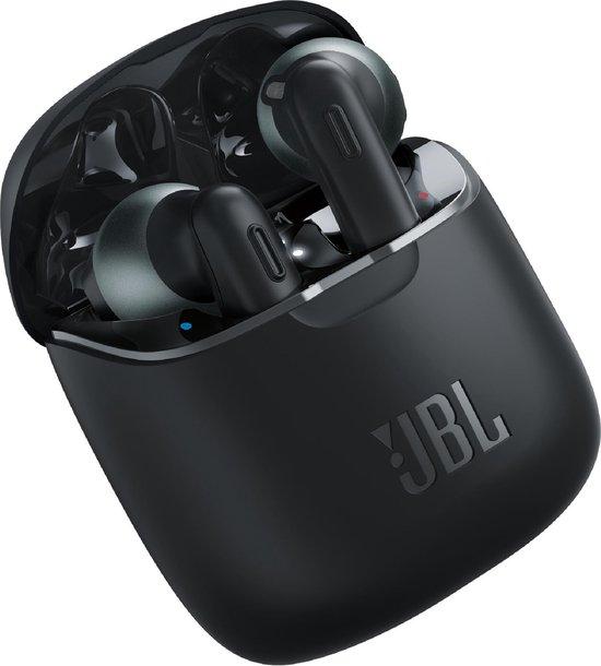 Afbeelding van JBL Tune 220TWS - Volledig draadloze oordopjes - Zwart