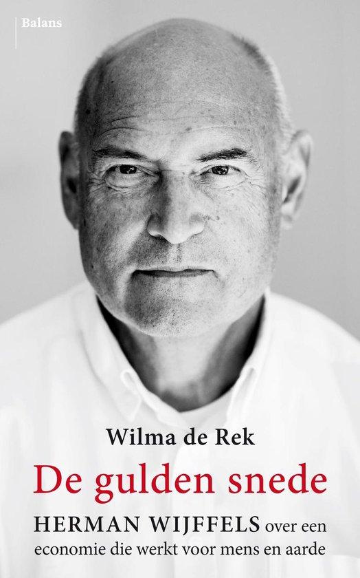 Boek cover De gulden snede van Wilma de Rek (Paperback)