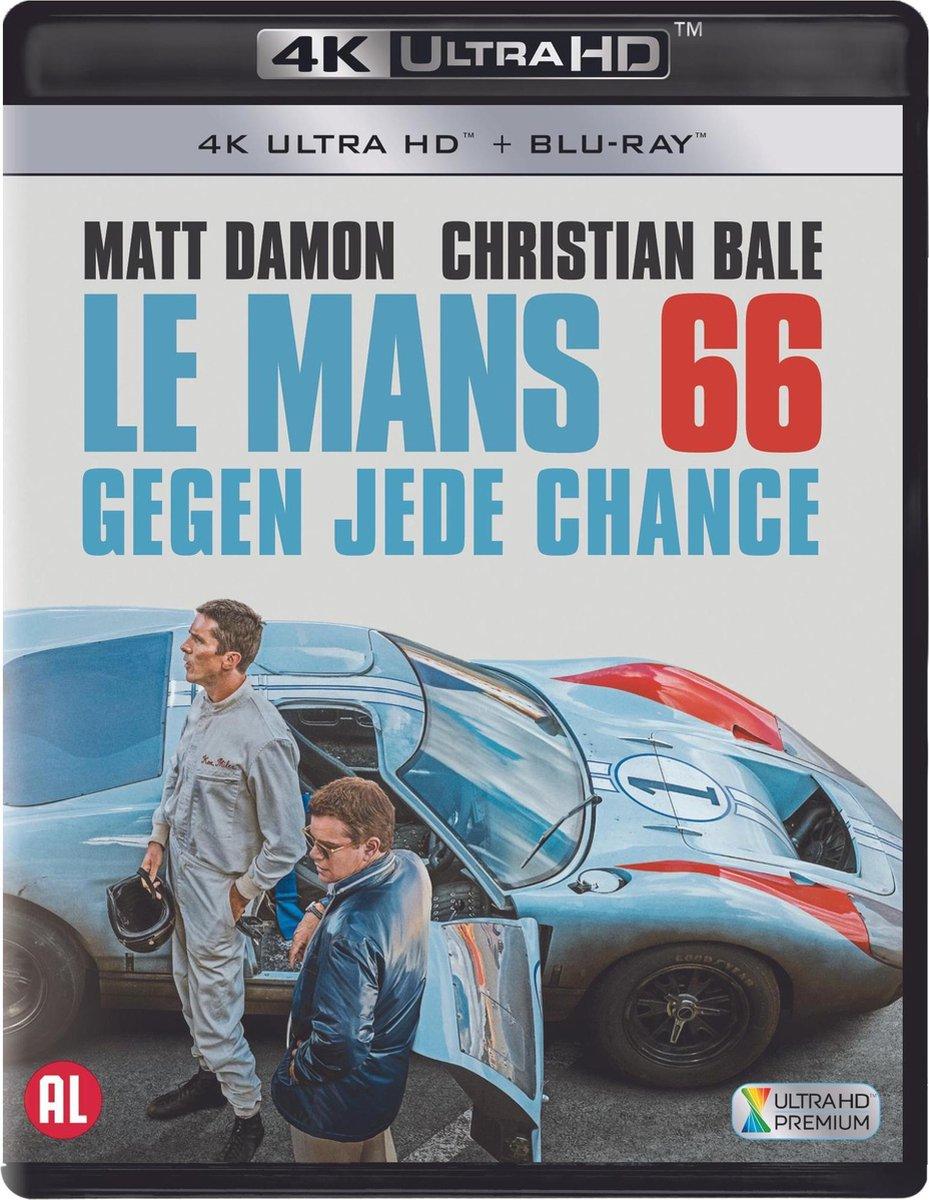 Ford v Ferrari (Le Mans '66) (4K Ultra HD Blu-ray)-