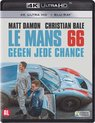 Ford v Ferrari (Le Mans '66) (4K Ultra HD Blu-ray)