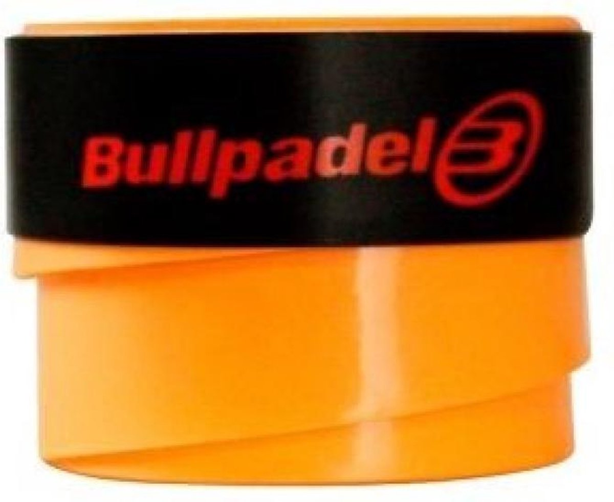 Bullpadel overgrip grip padel tennis squash hockey badminton Oranje 6x