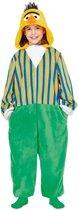 Bert onesie | Sesamstraat | licentie kostuum voor kinderen | 5-6 jaar