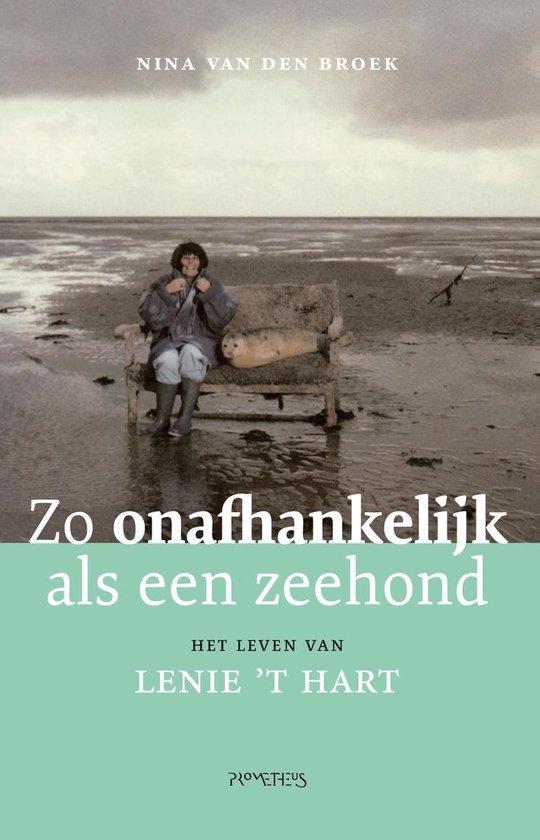 Zo onafhankelijk als een zeehond - Nina van den Broek | Readingchampions.org.uk