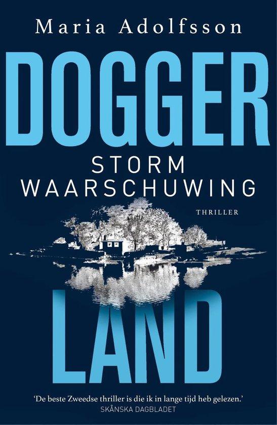 Boek cover Stormwaarschuwing van Maria Adolfsson (Onbekend)