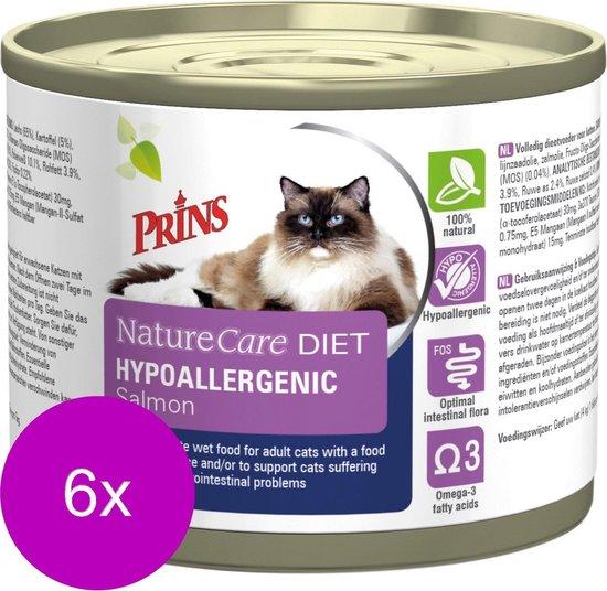 Prins Naturecare Diet Cat Hypoallergenic