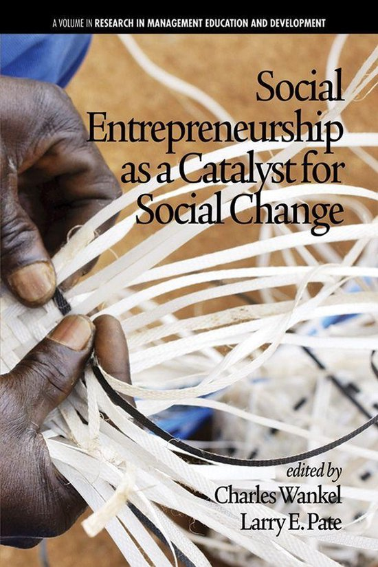 Social Entrepreneurship as a Catalyst for Social Change