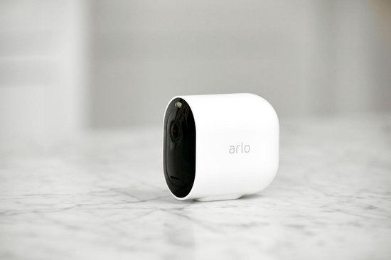 Arlo Pro 3 Draadloze IP-Camera's - Basisstation + 2 beveiligingscamera's