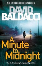 Omslag A Minute to Midnight Atlee Pine Atlee Pine series