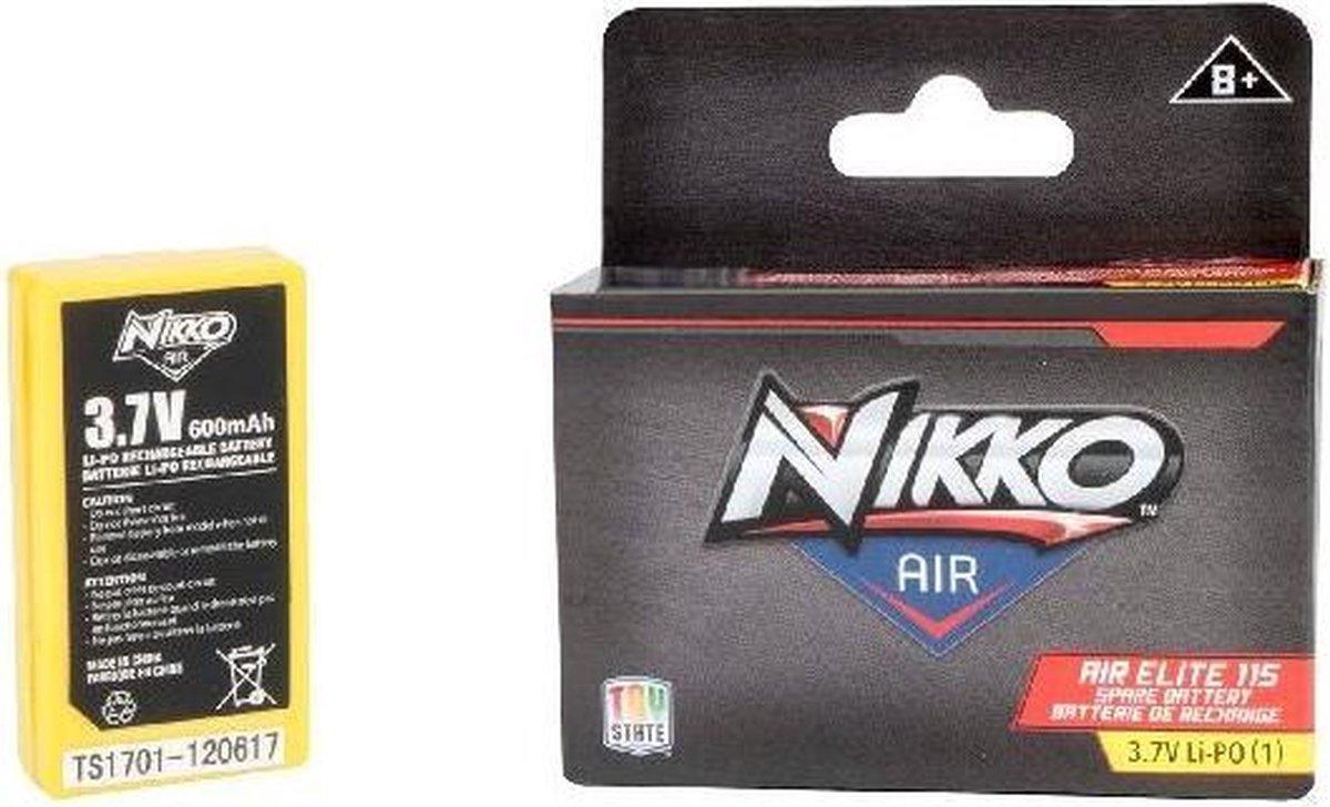 Nikko Air Elite Oplaadbare Reserve Batterij 3,7V Li-PO