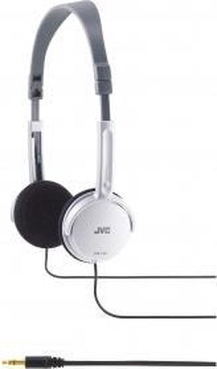 JVC HA-L 50 W Over-Ear Hoofdtelefoon - Wit