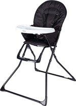 Cabino Kinderstoel Happy - Zwart
