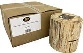 Zweedse fakkel Tuin kaars 20 cm hoog FSC -  4 stuks
