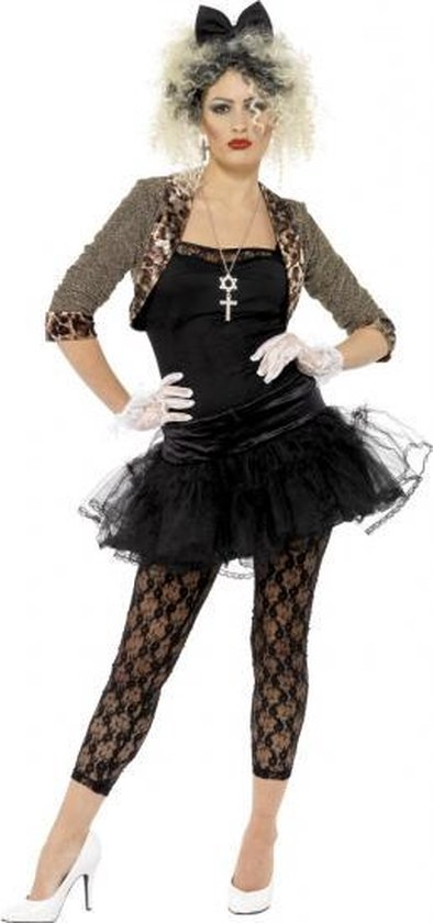 Welp bol.com   Jaren 80 outfit voor dames 44-46 (L) NK-09