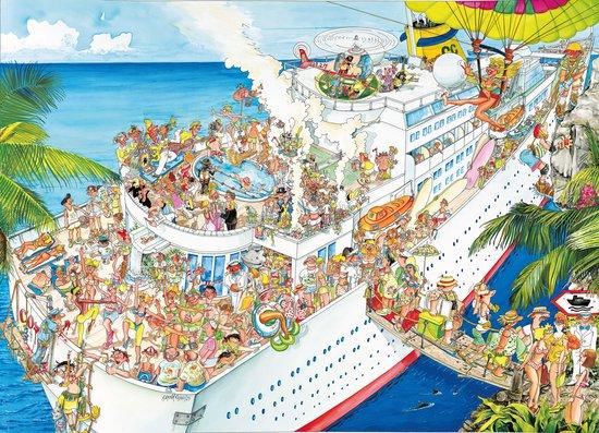 Cruisen op de boot