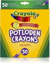 Crayola 50 Kleurpotloden